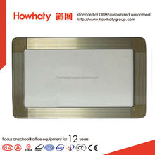 dry wipe little size magnetic memo writing board for teaching or office