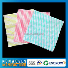 Nontoxic Wholesale Non Woven Custom Printed Towels Cotton Disposable Towel