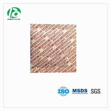 High quality oxygen scavenger chemical food grade by SGS MSDS