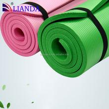 New Arrived fashion perfect nbr yoga mat