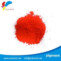 On sale high quality color pigment plastic powder used for plastic