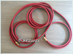 China factory Competitive price russian d2 price high pressure rubber wedling hose with free samples