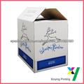 Cartón corrugado Caja de cartón Ecológico