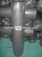 packing material of furniture/felt backing/100% recycled polyester fabric with waterprooting foil