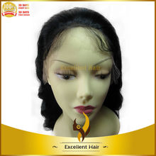 supply grade 7a fashionable hairstyles Brazilian lace wigs for black women