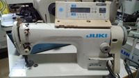 used japan juki 8700-7 computer controlled industrial sewing machine