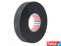 "ORIGINAL TESA 51026 19mm x 25m, 3/4"" x 27car detailing tape , 5yds Adhesive Cloth Fabric Tape cable looms , wiring harness"