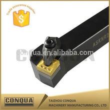 cnc metal lathe part knurling tool holder