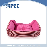 Puppy warm novetly plush animal shaped pet bed for small animals