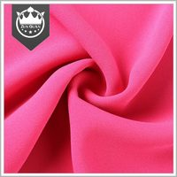 Latest Style Women garment use Moss crepe dress fabrics market in dubai