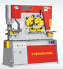 China metal working machinery , Q35Y-20 Iron worker Punching and Shearing Machine