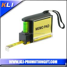 level tape measure