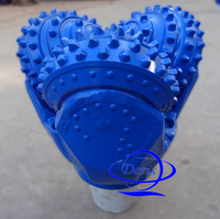 9 1/2 IADC 537 blue rock water drill bit or water well auger drill or mining rock drill