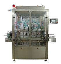 Automatic Viscous Liquid Filling Machine/Plastic Bottled Viscous Liquid Filler