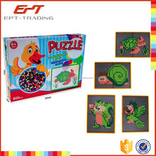 Intelligent plastic jigsaw puzzle games for sale