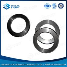 Multifunctional tungsten carbide rolls used in smooth and ribbed low carbon wire with high quality