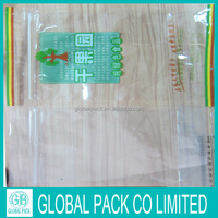 Wholesale Food Grade Plastic Bright Bags With Window