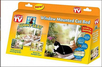 Window Mounted Cat Bed Sunny Seat AS SEEN ON TV