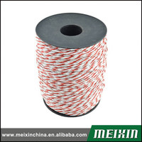 Electric Fence Poly Tape, Decorative Electric Garden Rope Fence