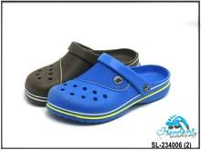 Mens clogs 2015 new design EVA garden clogs sports shoes