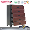Office Furniture Antique Metal Powder Coated Multi Drawer Steel Cabinets