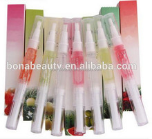 2015wholesale cosmetic nail cuticle oil pen