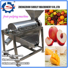 fruit and vegetable pulping machine