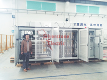 High voltage dynamic reactive power compensation - SVG