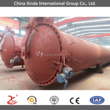 Autoclave price with factory price to reduce the cost of production for AAC