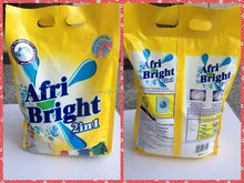 Hot sale Africa washing detergent powder
