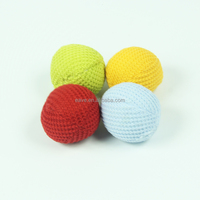 Sweater Pet Toy Natural Catnip Cat Ball Healthy Funny Chasing Tasty Safe Cats-go-crazy Treats Treating Toys Pet Favor CTC070