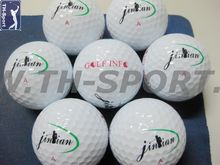 2 or 3 pierce custom made golf balls