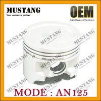 High Quality Sale New AN125 Piston 125cc Motorcycle Engine