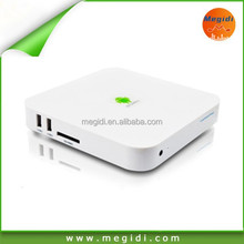 Android 4.22 or YunOS IPTV BOX 1GB ddr3 8GB NAND FLASH with WIFI