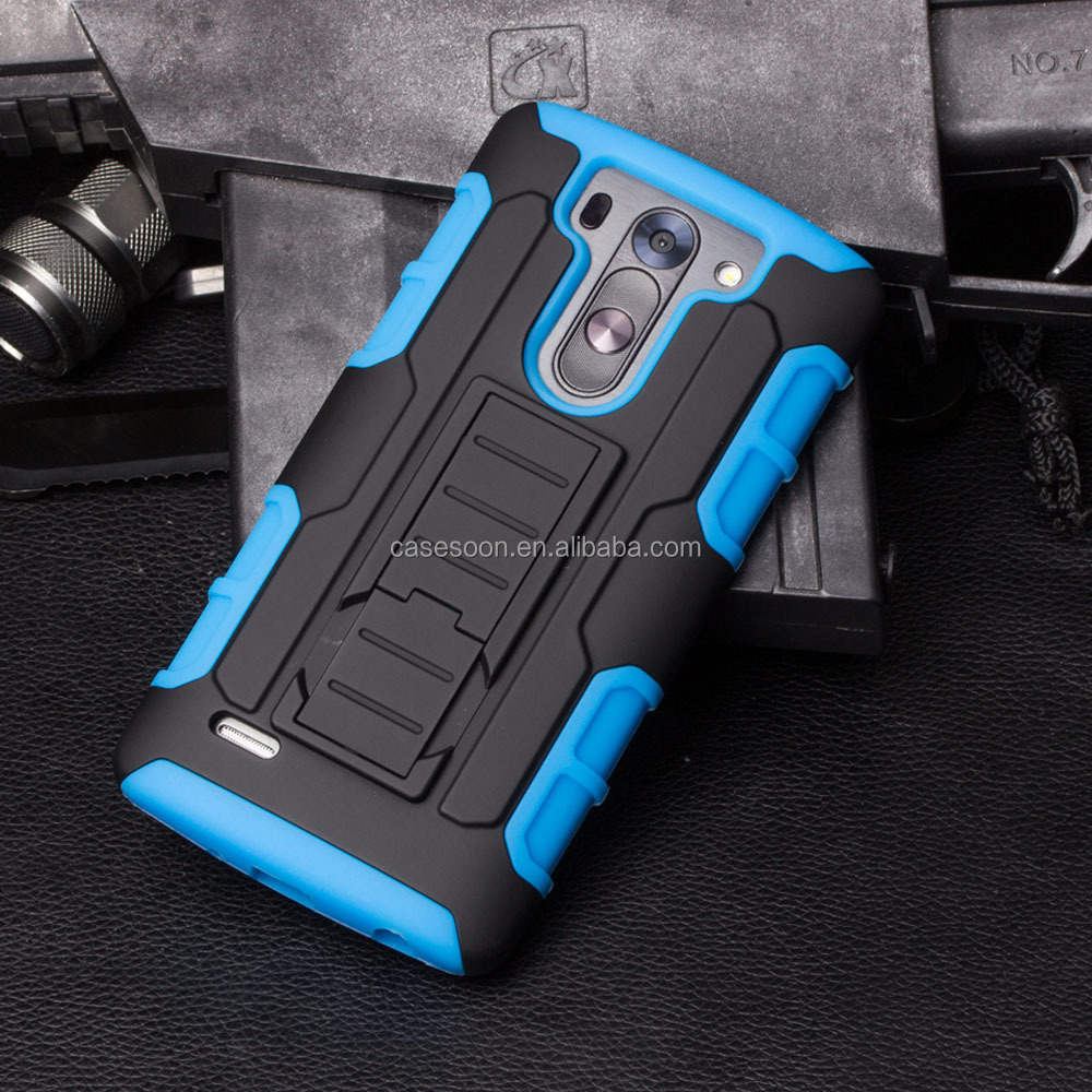 For Amazon Hot Selling Belt Clip Holster Rugged Hybrid