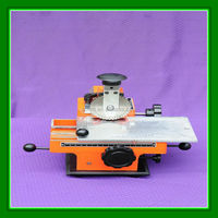SBDM Portable Manual Number Plate Embossing Press Machine
