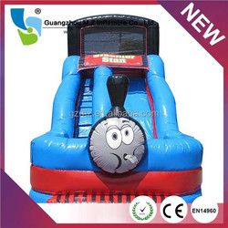 Manzhou Most Popular And Super Attractive Inflatable Slide For Lake