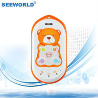 GK301 newest mini cute support 3 family numbers and 6 speed dail number