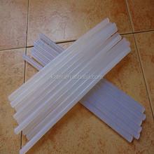 white translucent color silicon stick glue