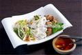 Certificada por haccp/iso/fda/qs de la cinta no omg/corte verde de frijol/guisante longkou fideos de cereales