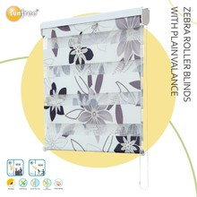 roll up and folding zebra Blinds