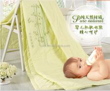 100% Natural BABY Bamboo Comforter /Bamboo Quilt/Bamboo duvet