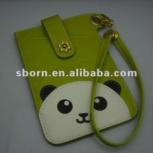 2012 New Arrival Leather Cell Phone Protection Bag