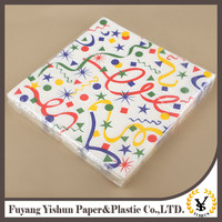 Professional OEM/ODM Factory Supply tall fold disposable white paper napkin & serviettes tissue paper