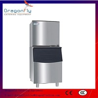 CE Approved Commercial Ice Cube Maker Machine for Fast Food