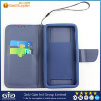 GGIT Bright Jelly Color Universal Leather Silicone Case