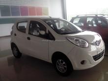 eOne-04 10KW AC Motor High Speed 4 Door Electric Car Vehicle