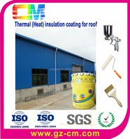 Nano thermal coating- roof heat insulation industrial paint