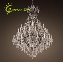 High Quality First Grade Crystal Chandelier Modern Chandelier Light
