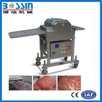 Electric beef tenderizer/meat tenderizing machine